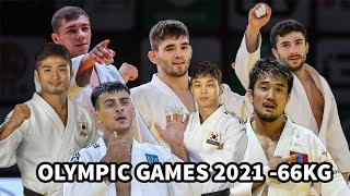 JUDO HL - OLYMPIC GAMES TOKYO 2021 - 66KG PREVIEW