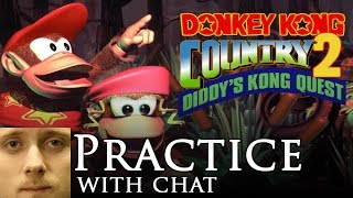 Forsen plays Donkey Kong Country 2: Diddy