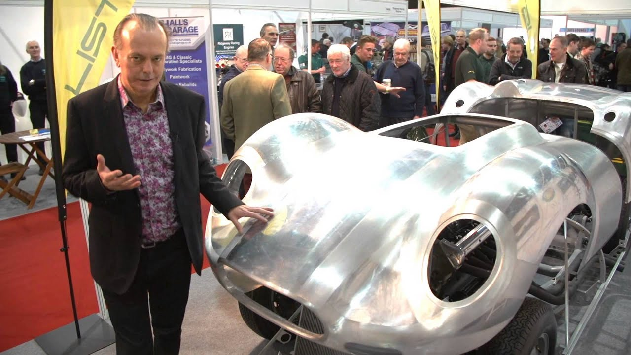 Lister Cars Knobbly Part Race Retro Walkround With Quentin - Cool cars quentin