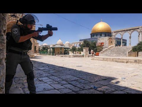 اعتقال عشرة فلسطينيين خلال مواجهات في القدس الشرقية أسفرت عن إصابات