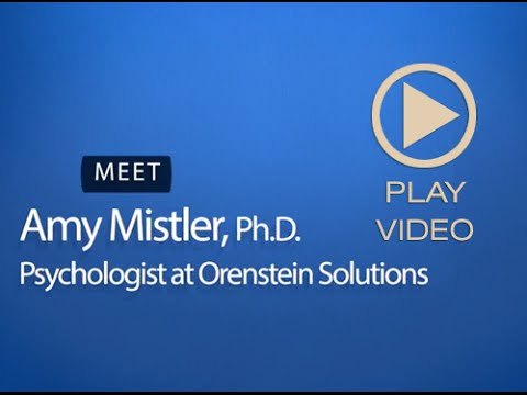 Trauma Treatment in Cary, Raleigh, NC - Dr. Amy Mistler - Orenstein Solutions