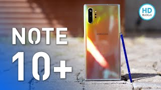 RECENSIONE SAMSUNG GALAXY NOTE 10 PLUS
