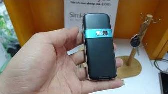 Điện Thoại Nokia 6070 zin giá rẻ