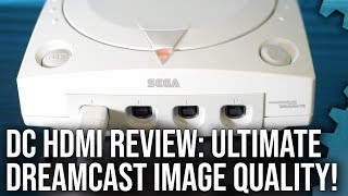 DF Retro: DCHDMI Review - The Ultimate Dreamcast HDMI Upgrade!