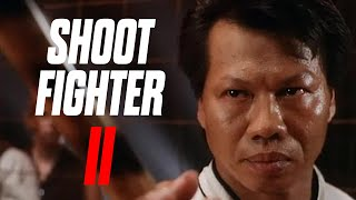 Shootfighter 2 - Film Complet en Français (Action, Fight) 1996 | Bolo Yeung