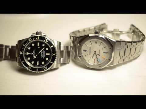 High end vs Very high end - Rolex Vs AP