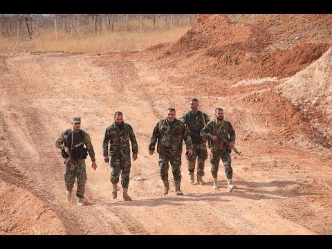 Syrian Arab Army and National Defence Forces establish control over Rashwan hill in North Lattakia