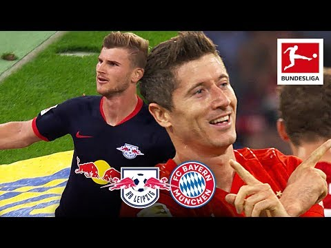 RB Leipzig vs. Bayern München   The Battle of Germany's Highest-Scoring Teams