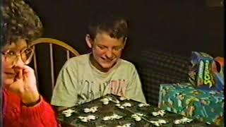 Easter & Patrick's Birthday 1992