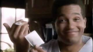 Folgers Coffee Singles Commercial 1992