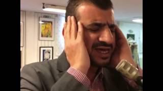 الأذان بصوت المنشد محمد العزاوي