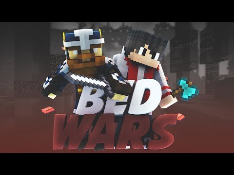 Minecraft: Bed Wars - Sfida tra FRATELLI nelle 8x1 - w/Luck - #41