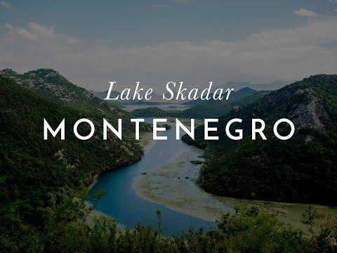 Lake Skadar, Montenegro | Travel Vlog | The Cornish Life