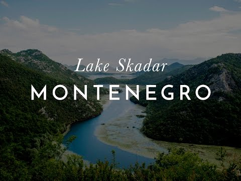 Lake Skadar, Montenegro | Travel Vlog | The Cornish Life