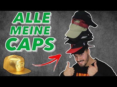 Meine CAP SAMMLUNG | Always Overdressed
