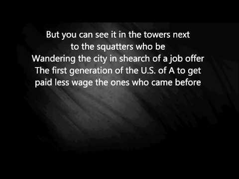 Blue Scholars-Bayani lyric video
