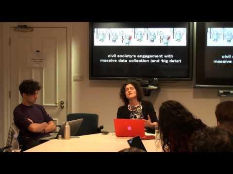 Big data, data activism, and the global civil society