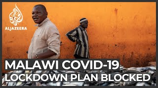 Malawi: Workers relieved as court blocks COVID-19 lockdown plan