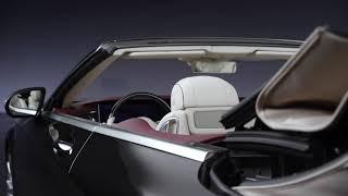 S-Class Cabriolet Teaser