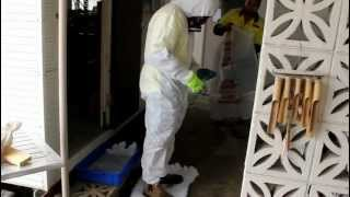 Asbestos Decontamination