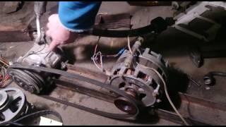 видео Автомобильный компрессор кондиционера