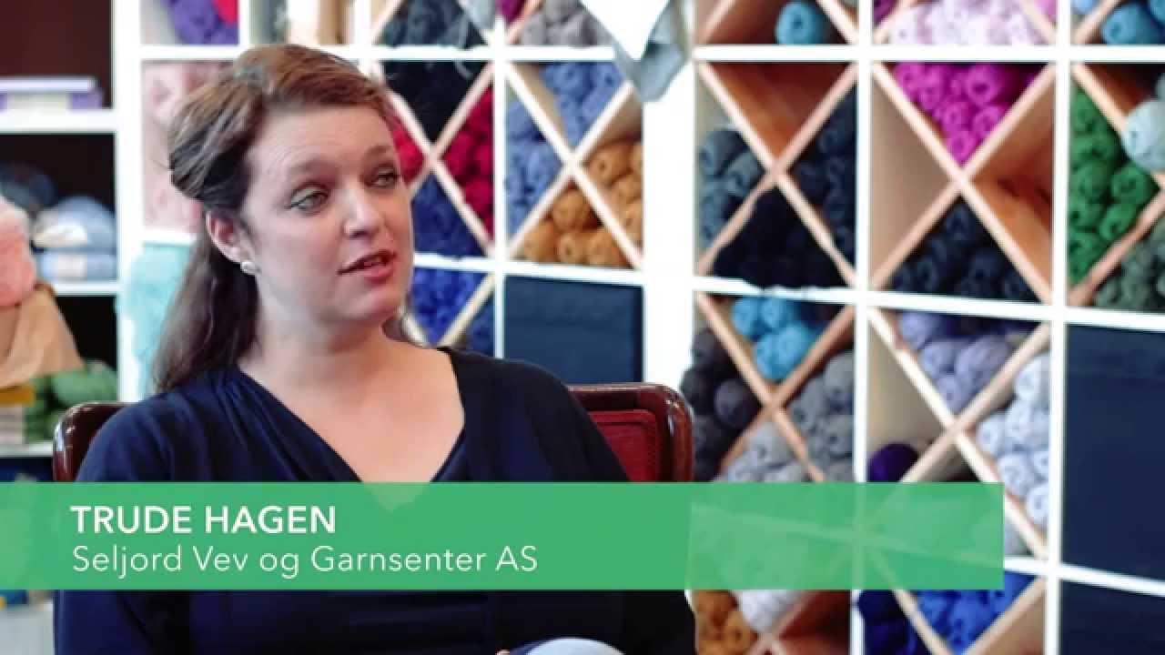 Telemark Online - Digital satsing hos Seljord Vev og Garnsenter