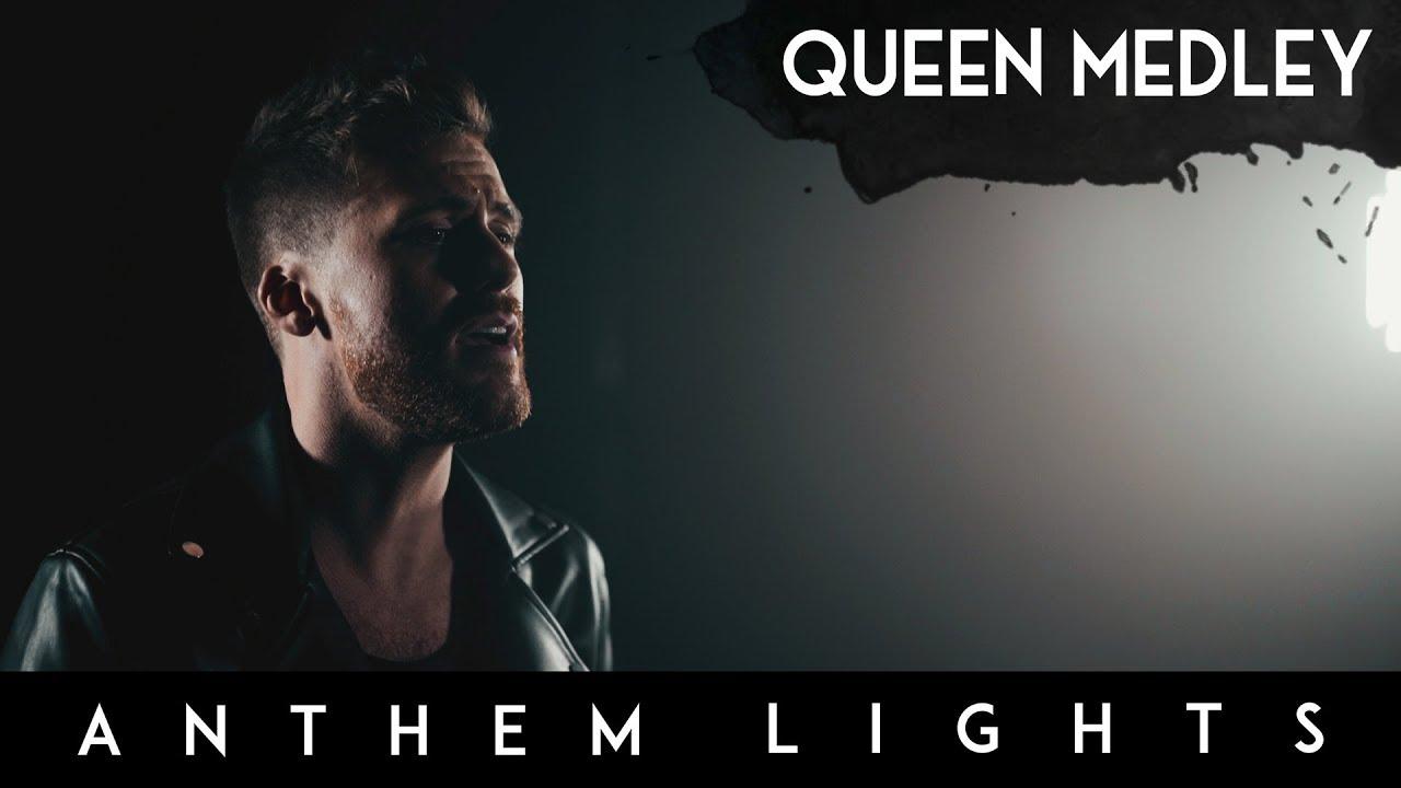 Queen Medley (Bohemian Rhapsody / We Will Rock You / etc ) | Anthem Lights