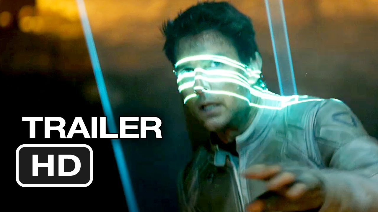 Oblivion Official Trailer 3 2013 Tom Cruise Morgan Freeman Movie Hd Youtube