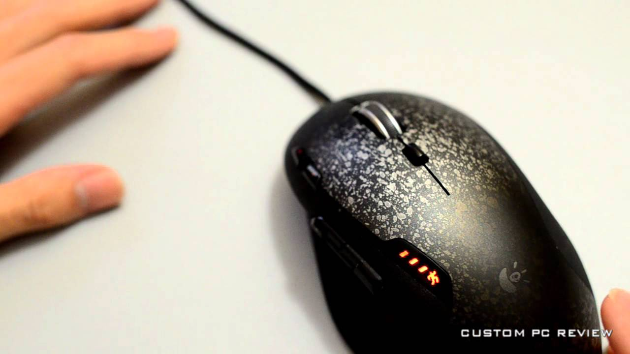 [Review] Logitech G500 Gaming Mouse 1 Year Later Full ...