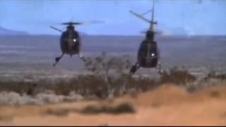 Capricorn One (Black Helicopters)