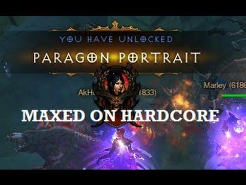 100 Paragon Hardcore - Mempo drop & karaoke (Footage from livestream)