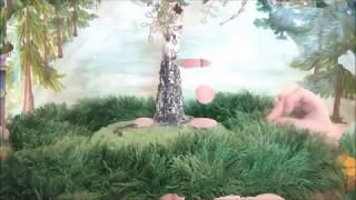 Молодой лес Кузбасса