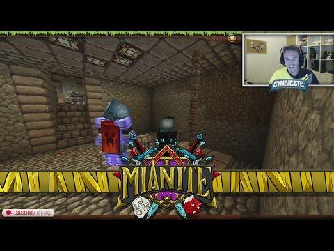 Minecraft: Mianite - Captain Sparklez Personal Stripper! [30]