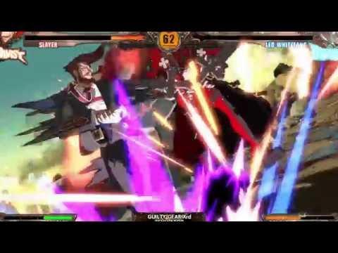 Guilty Gear Xrd -Revelator- good games :) |