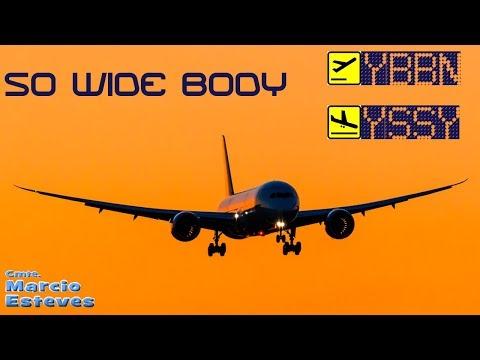 SOWIBO PREPAR3D [P3D] PMDG 777-300ER Brisbane-YBBN / Sydney-YSSY - Virgin Australia 924