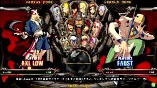 Guilty Gear Xrd -SIGN- http://www.nicovideo.jp/watch/sm24840879 htt...