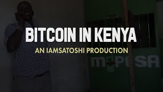 Bitcoin In Kenya - Documentary