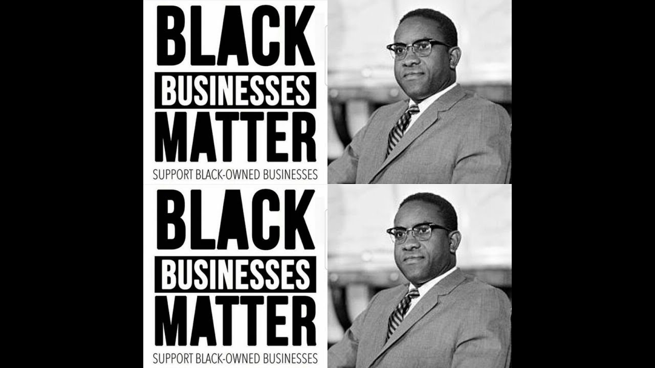 Andrew F. Brimmer & The Destruction of Black Owned Businesses