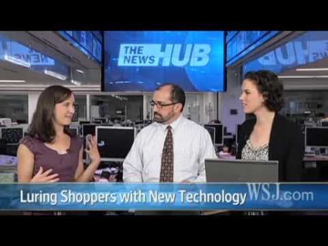 Wall Street Journal - Luring Shoppers to Stores