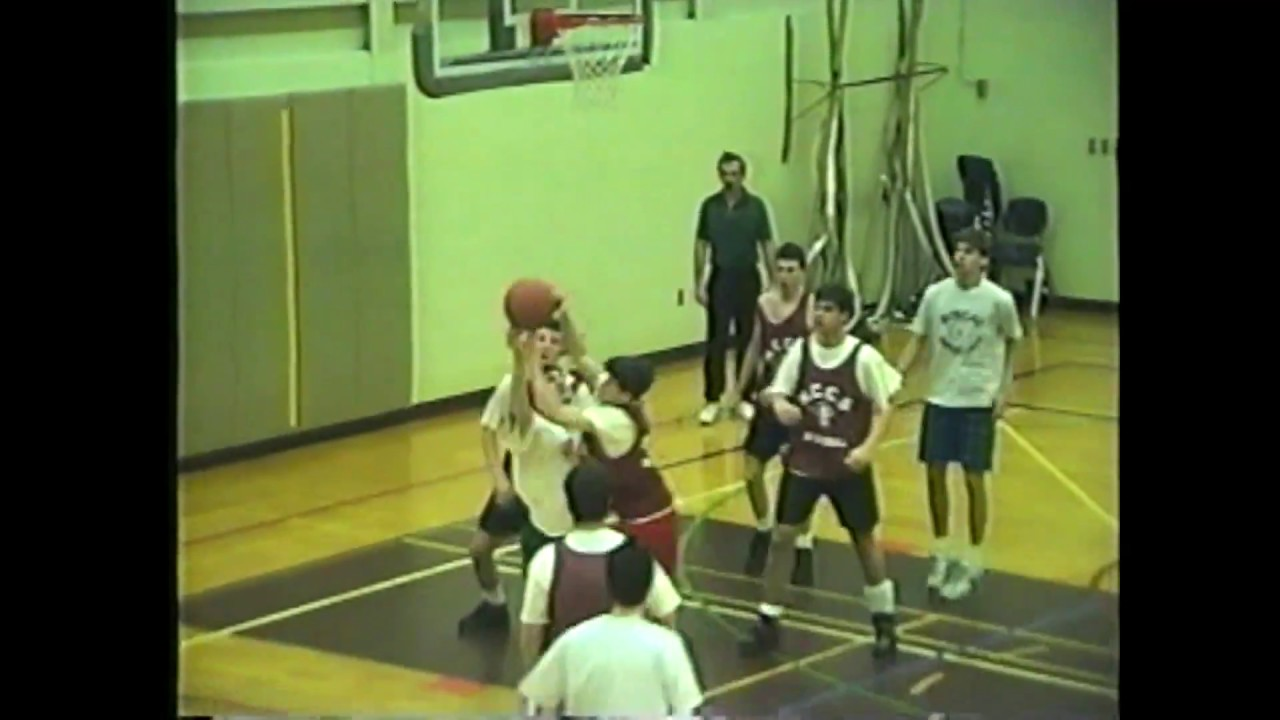 NCCS Fun Night - Seniors vs. Sophs  3-11-93