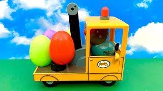 Huevo Sorpresa, Porquinho Peppa Pig, Masha e o Urso  Surprise Eggs, Jajko Niespodzianka