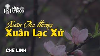 Chế Linh - Xuân Tha Hương, Xuân Lạc Xứ