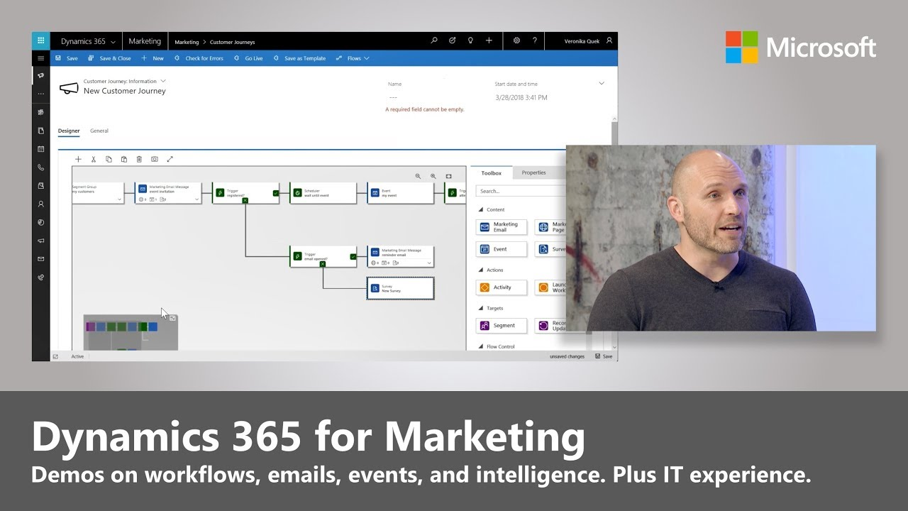 Dynamics 365 for Marketing - Learn More