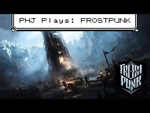 "Frostpunk // ""The wood, you can't get the wood"""
