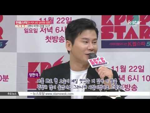 [K-STAR REPORT][K POP STAR 5]Judges making fun of each other/[케이팝 스타 5] 양현석-박진영-유희열 '디스전'