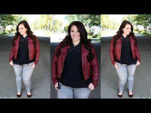 Back To Burgundy | Plus Size Fashion |. Http://Bit.Ly/2KBtGmj