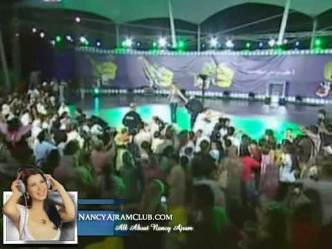 Nancy Ajram - Shakhbat Shakhabeet (MBC 3 Celebrations)