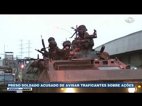 RJ: Operação Da Polícia E Forças Armadas Prende 39 Pessoas