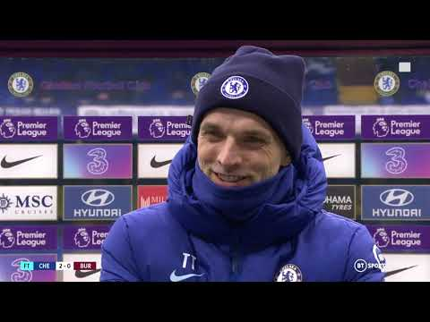 """Timo isn't the only striker who is sensitive"" Thomas Tuchel reacts to his first win as Chelsea boss"