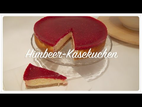 himbeer k sekuchen cheesecake selber machen youtube. Black Bedroom Furniture Sets. Home Design Ideas